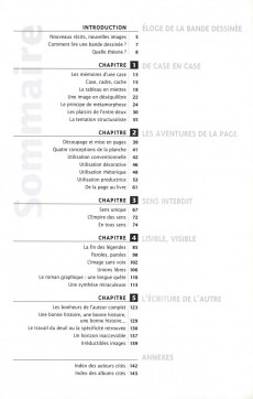 Extrait de (AUT) Peeters, Benoît -a- Case, planche, récit - Lire la bande dessinée