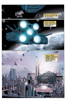 Extrait de Star Wars: The Old Republic (2010) -1- Threat of Peace 1