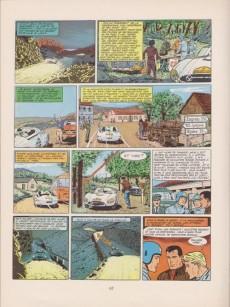 Extrait de Michel Vaillant -8a1968- Le 8e pilote