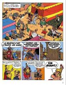 Extrait de Astérix -23b1990- Obélix et compagnie