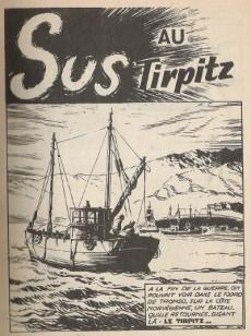 Extrait de Rapaces (Impéria) -66- Sus au Tirpitz