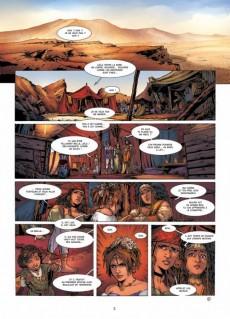 Extrait de La geste des Chevaliers Dragons -12- Ellys