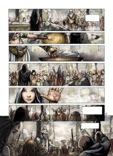 Extrait de Merlin - Le Prophète -2- Renaissance