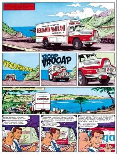 Extrait de Michel Vaillant (Dupuis) -4- Route de nuit