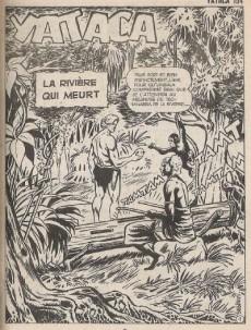 Extrait de Yataca (Fils-du-Soleil) -154- La rivière qui meurt
