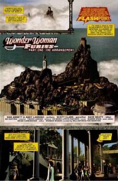 Extrait de Flashpoint: Wonder Woman and the Furies (2011) -1- Part one: the arrangement