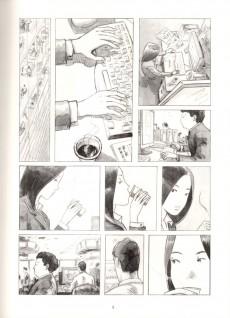 Extrait de Face cachée (Runberg/Martin) -2- Seconde partie