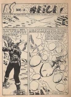 Extrait de Commando (2e série - Artima) -26- As dans la neige !