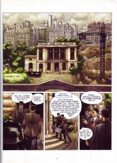 Extrait de Bilal Library -1- Townscapes