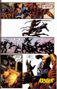 Extrait de Marvel Stars -6- Un éclair dans la nuit
