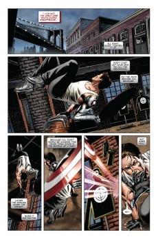 Extrait de Captain America (2005) -INT08- The Death of Captain America 3 : the Man Who Bought America
