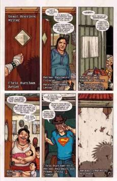 Extrait de Batman Incorporated (2011) -7- Medicine soldiers
