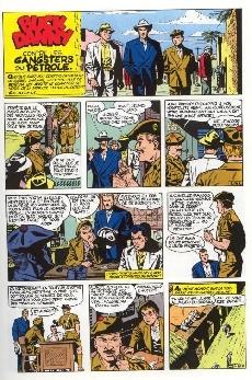Extrait de Buck Danny -9c1980- Les gangsters du pétrole