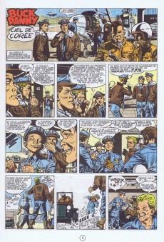 Extrait de Buck Danny -11c80- Ciel de Corée