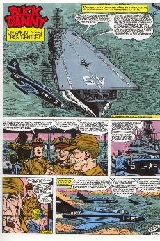 Extrait de Buck Danny -13c1983- Un avion n'est pas rentré
