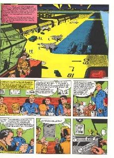 Extrait de Buck Danny -25c1980- Escadrille ZZ