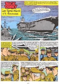 Extrait de Buck Danny -27b1981- Les Tigres volants à la rescousse !
