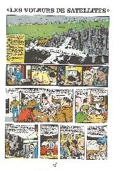 Extrait de Buck Danny -30b1980- Les voleurs de satellites