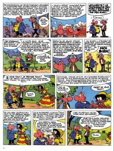 Extrait de Achille Talon -17b95- Le roi des Zôtres
