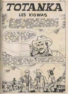 Extrait de Tipi -32- Les Kiowas