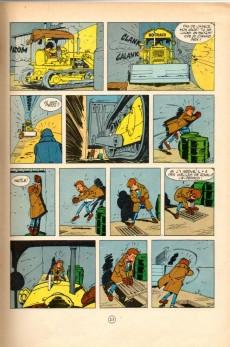 Extrait de Gil Jourdan -4a1967- Les cargos du crépuscule