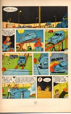 Extrait de Gil Jourdan -6a67- Surboum pour 4 roues