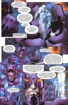Extrait de Annihilation -2- Les hérauts de Galactus