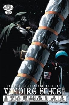 Extrait de Captain Britain and MI13 (2008) -10- Vampire State (Prologue)
