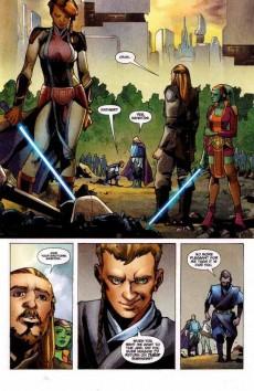 Extrait de Star Wars: Jedi - The Dark Side (2011) -2- The Dark Side #2