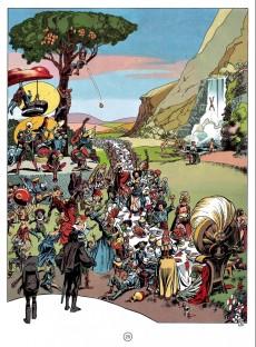 Extrait de Le vagabond des Limbes -4c1990- Les démons du temps immobile