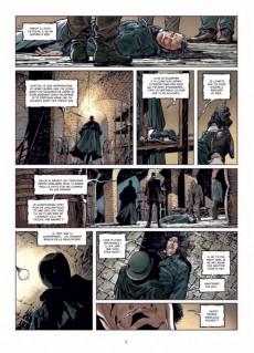Extrait de Sherlock Holmes & le Necronomicon -1- L'Ennemi intérieur