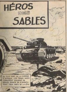 Extrait de Raids -3- Héros des sables
