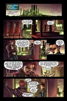 Extrait de Secret Warriors (2009) -1- Nick Fury : Agent of Nothing (Part 1)