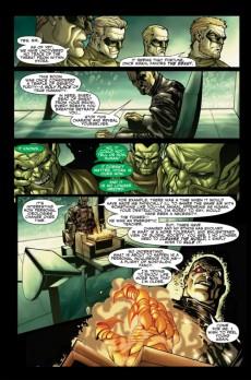 Extrait de Secret Warriors (2009) -2- Nick Fury : Agent of Nothing (Part 2)