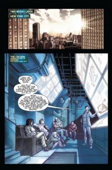 Extrait de Secret Warriors (2009) -3- Nick Fury : Agent of Nothing (Part 3)