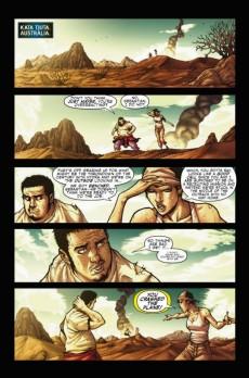 Extrait de Secret Warriors (2009) -4- Nick Fury : Agent of Nothing (Part 4)
