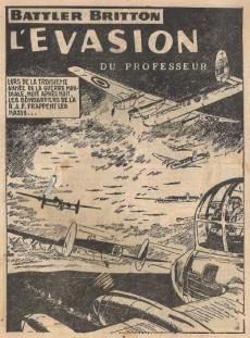 Extrait de Battler Britton -47- L'évasion du professeur