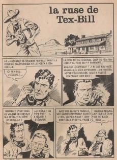 Extrait de Tex Bill -91- La ruse de Tex Bill