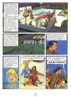 Extrait de Chevalier Ardent -17- Yama, princesse d'Alampur