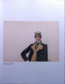 Extrait de (AUT) Pratt, Hugo (en italien) -Cat- Il viaggio immaginario di Hugo Pratt