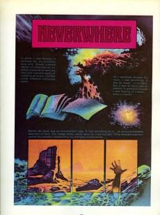 Extrait de Den (en anglais) -1- Neverwhere