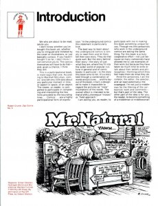 Extrait de (DOC) Various studies and essays - A History of Underground Comics