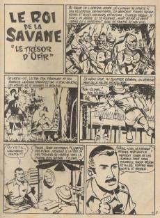 Extrait de Whipii ! (Panter Black, Whipee ! puis) -21- Le roi de la savane - Le trésor d'Ofir