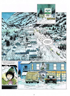 Extrait de XIII -6a1992- Le dossier Jason Fly