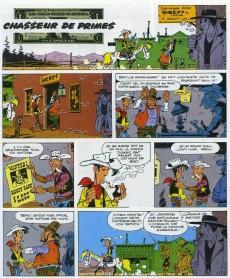Extrait de Lucky Luke -39FW- Chasseur de primes