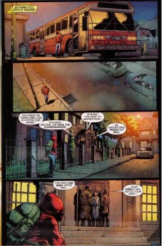 Extrait de Batman: The Dark Knight (2010) -4- Golden dawn part 4