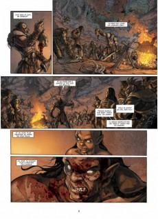 Extrait de La guerre des Orcs -1- L'art de la guerre