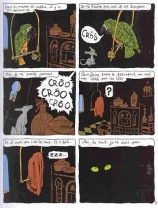 Extrait de Le chat du Rabbin -INTa- Intégrale tomes 1 à 5