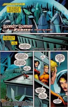 Extrait de Flashpoint: Wonder Woman and the Furies (2011) -2- Part two: the sacrifice
