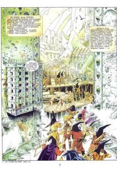 Extrait de La terre de la bombe -3a1984- Les sortilèges de Perp
